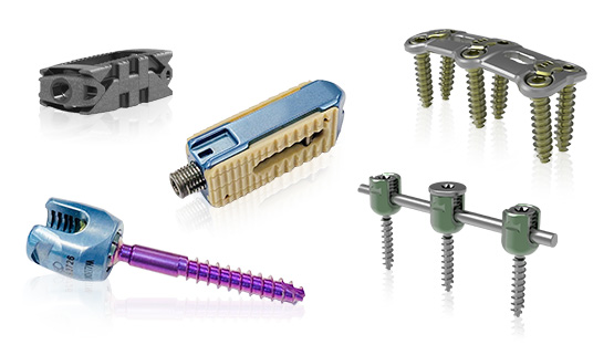 Medical Device Manufacturing, Spinal Implants